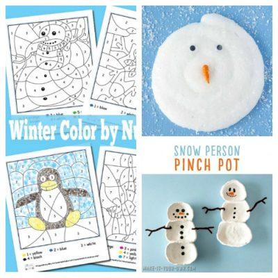 15 Frugal Winter Activities for Kids