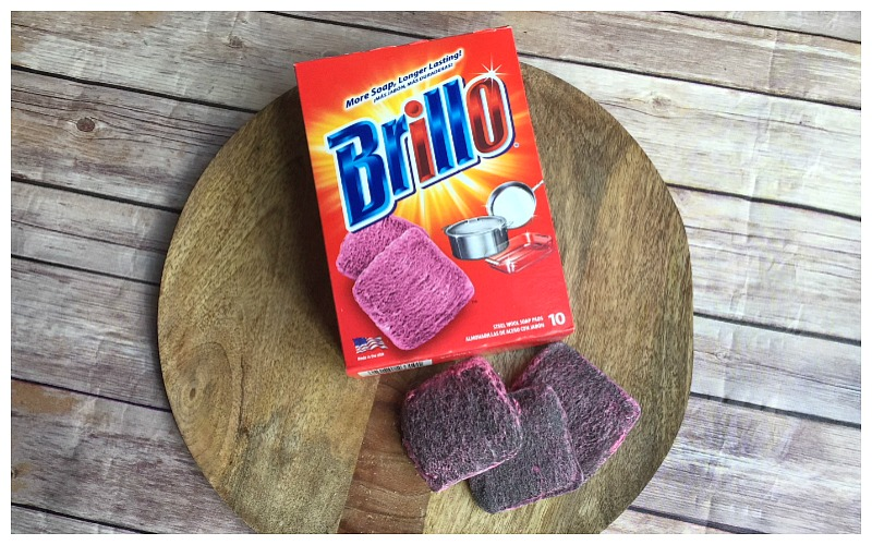 10 Amazing Brillo Steel Wool Soap Pad Hacks