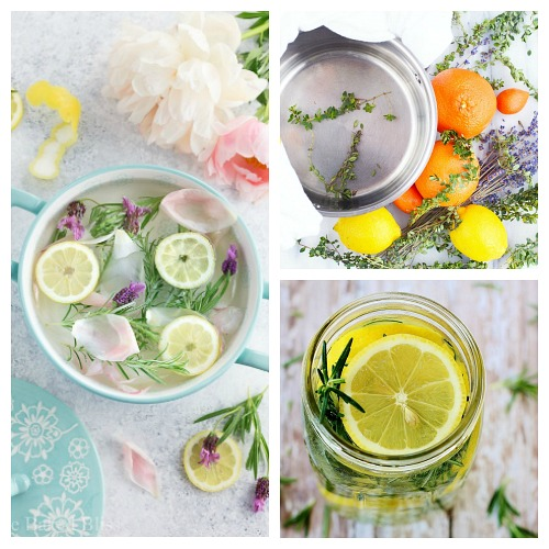 11 DIY Simmer Pot Recipes for Spring and Summer- If you want to make your home smell wonderful the all-natural way, then you have to try these DIY simmer pot recipes for spring and summer! | natural air freshener, how to make your home smell good, chemical-free DIY air freshener, #DIY #simmerPot #ACultivatedNest