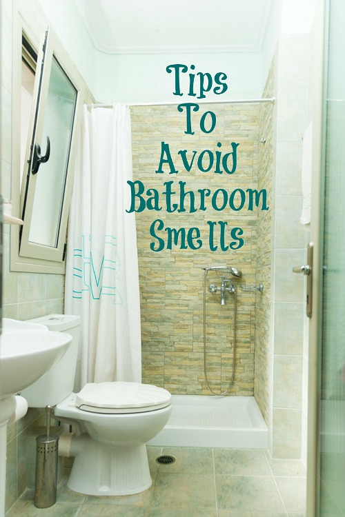 Bathroom Cleaning Tips- You don't have to spend a lot of time keeping your home's bathrooms clean, if you know these 10 awesome bathroom cleaning hacks! | bathroom cleaning tips, how to keep bathroom clean with boys, #cleaningTips #cleaning #ACultivatedNest