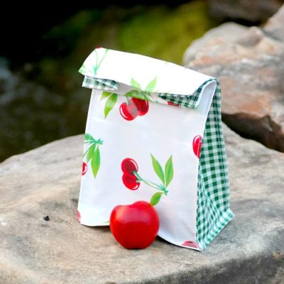 DIY Reusable Lunch Bags