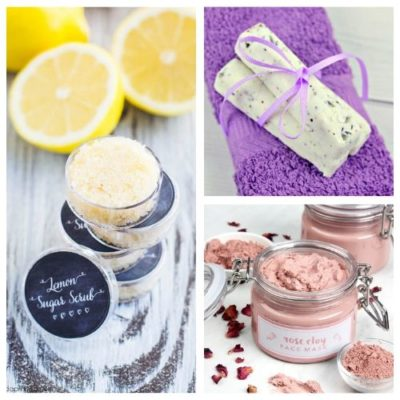 20 DIY Spa Day At Home Ideas