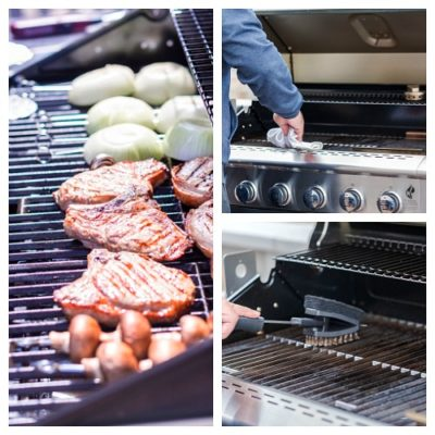 How to Clean Your Grill: Grill Cleaning 101