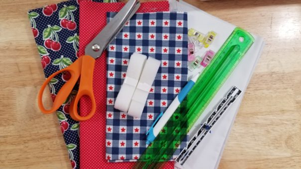 DIY Reusable Sandwich Bags Sewing Project- These DIY reusable sandwich bags are a super simple way to stop using plastic bags for your child's lunch. They're easy to make and very easy to clean! | #DIY #sewing #reusable #eco-friendly #ACultivatedNest
