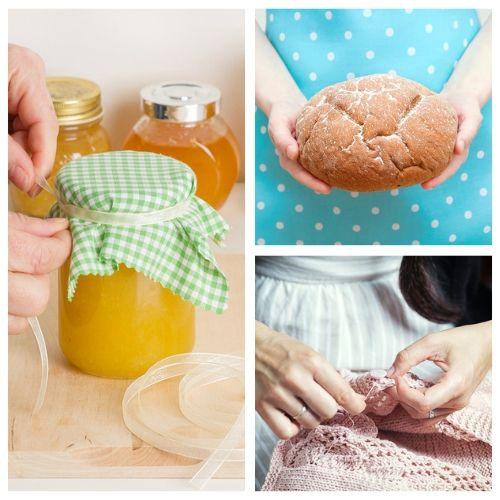 7 Tasks Homemakers Did 100 Years Ago That You Need to Do- If you want to be frugal, there are 7 tasks homemakers did 100 years ago that you should be doing today! They're all easy, and can save you a lot of money! | old-fashioned money saving tips, money saving tips from grandma, living on a budget, #frugalLiving #saveMoney #moneySavingTips #ACultivatedNest