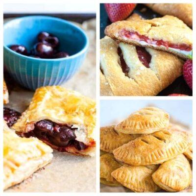 15 Scrumptious Hand Pie Desserts