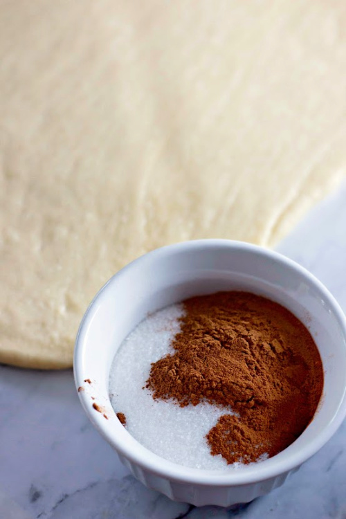 Cinnamon Swirl Bread Recipe- Nothing tastes better than warm, fresh baked homemade cinnamon swirl bread! It's packed full of flavor, moist, and delicious! | #recipe #bread #homemade #baking #ACultivatedNest