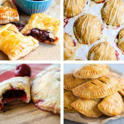 15 Homemade Hand Pie Desserts- Here are 15 amazingly tasty homemade hand pie desserts that you won't want to miss out on. There are so many delicious flavors to try! | chocolate dessert, fruit dessert, #recipe #dessert #handPies #dessertRecipe #ACultivatedNest