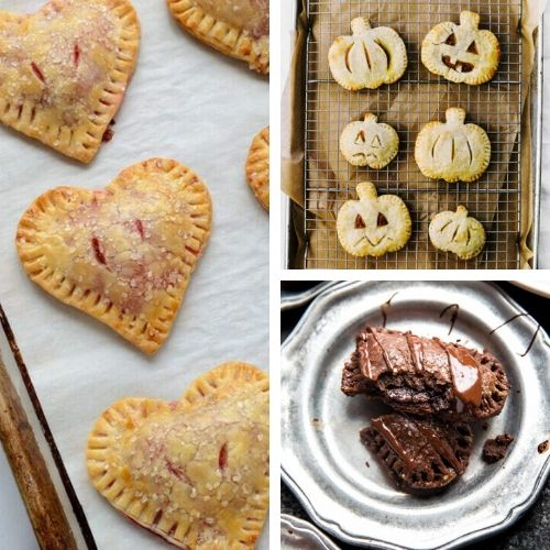 15 Homemade Hand Pies- Here are 15 amazingly tasty homemade hand pie desserts that you won't want to miss out on. There are so many delicious flavors to try! | chocolate dessert, fruit dessert, #recipe #dessert #handPies #dessertRecipe #ACultivatedNest