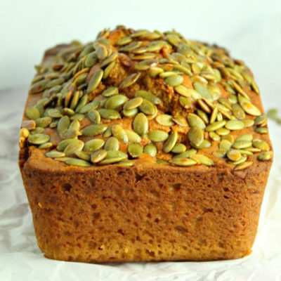 Starbucks Pumpkin Bread Copycat Recipe