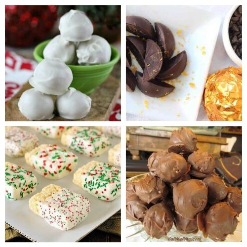 20 Homemade Holiday Dessert Recipes- There is so much to love about these delicious homemade Christmas candy recipes. They're easy to make and will be the perfect addition to your dessert table! | Christmas dessert recipes, holiday candy recipes, red and green candy to make, #ChristmasRecipes #ChristmasCandy #recipe #homemadeCandy #ACultivatedNest