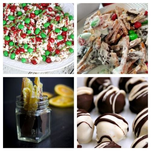 20 Easy Christmas Candy Recipes- There is so much to love about these delicious homemade Christmas candy recipes. They're easy to make and will be the perfect addition to your dessert table! | Christmas dessert recipes, holiday candy recipes, red and green candy to make, #ChristmasRecipes #ChristmasCandy #recipe #homemadeCandy #ACultivatedNest