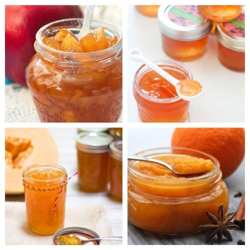 20 Homemade All-natural Jams and Jellies- Try some of these delicious homemade jams and jellies and you will be impressed by their incredible flavors. Plus, they are great gifts and easy to make!   #recipe #jelly #jam #homemade #ACultivatedNest