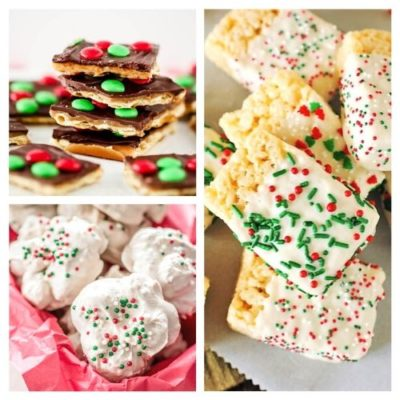 20 Homemade Christmas Candy Recipes