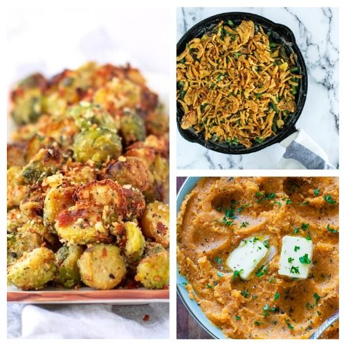 20 Delicious Christmas Side Dishes - A
