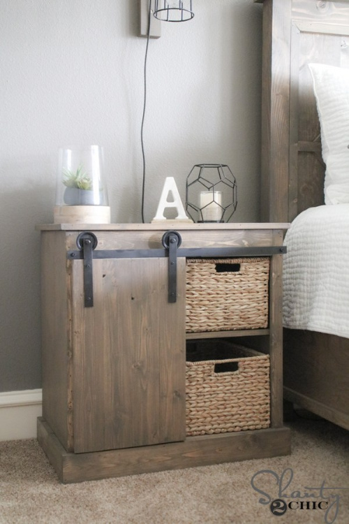 10 Clever Bedroom Storage Ideas - A Cultivated Nest