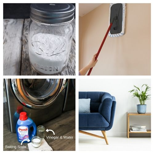 20 Genius Homemaking Tips- Get your home in order the easy way with these 20 genius homemaking hacks and tips! These budget-friendly DIY solutions are what every busy homemaker needs! | #homemaking #cleaningTips #hacks #homemadeCleaner #ACultivatedNest