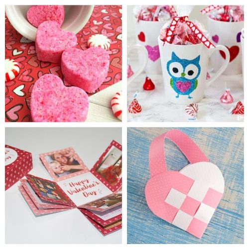 20 DIY Valentine's Day Gifts- Impress your friends and family with these charming Valentine's Day DIY gifts! They are easy to make and are sure to be very much appreciated! | Valentine's Day gift ideas, Valentine's Day crafts, #diyGift #ValentinesDay #ValentinesDayGift #homemadeGift #ACultivatedNest