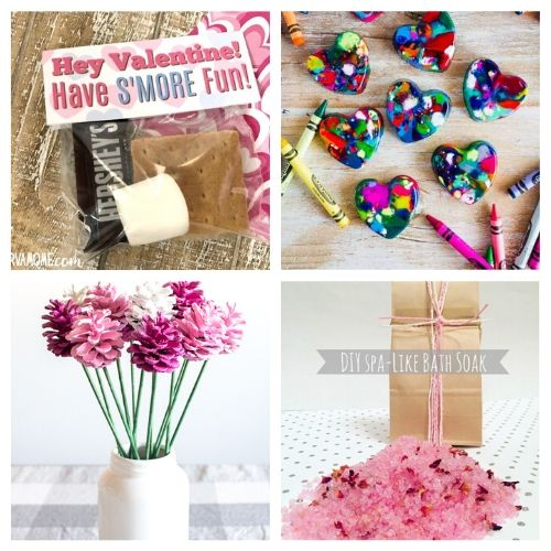 20 Homemade Valentine's Day Gift Ideas- Impress your friends and family with these charming Valentine's Day DIY gifts! They are easy to make and are sure to be very much appreciated! | Valentine's Day gift ideas, Valentine's Day crafts, #diyGift #ValentinesDay #ValentinesDayGift #homemadeGift #ACultivatedNest