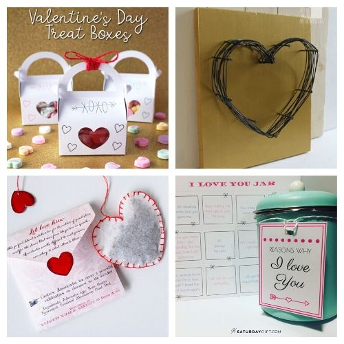 20 Valentine's Day Homemade Gifts- Impress your friends and family with these charming Valentine's Day DIY gifts! They are easy to make and are sure to be very much appreciated! | Valentine's Day gift ideas, Valentine's Day crafts, #diyGift #ValentinesDay #ValentinesDayGift #homemadeGift #ACultivatedNest