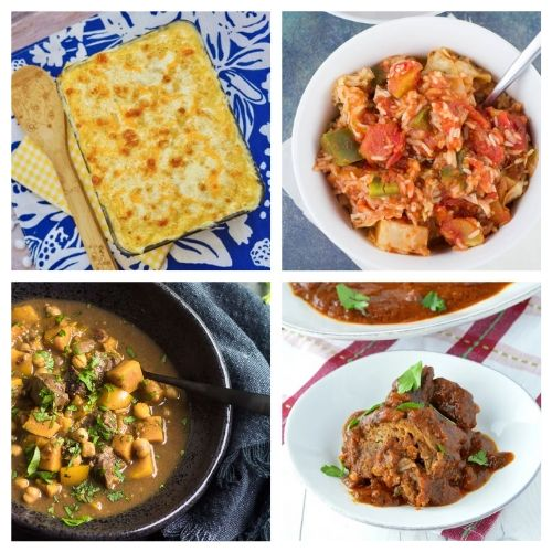20 Delicious Winter Comfort Food Dinners- All of these delicious winter comfort food recipes are perfect for cold weather! They're warm, hearty, delicious, and sure to be a hit with your family! | cold weather food, hearty soups, stew recipes, casserole dinner ideas, #comfortFood #recipe #food #casserole #ACultivatedNest