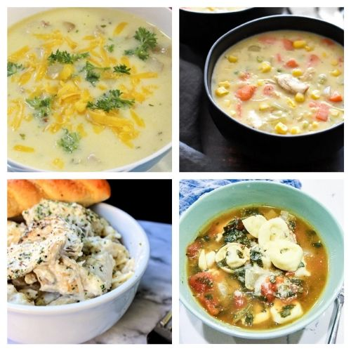 20 Cold Weather Dinner Ideas- All of these delicious winter comfort food recipes are perfect for cold weather! They're warm, hearty, delicious, and sure to be a hit with your family! | cold weather food, hearty soups, stew recipes, casserole dinner ideas, #comfortFood #recipe #food #casserole #ACultivatedNest