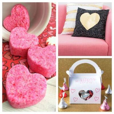 20 Charming Valentine's Day DIY Gifts