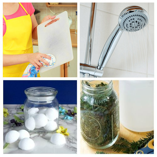 20 Frugal Homemaking Hacks- Get your home in order the easy way with these 20 genius homemaking hacks and tips! These budget-friendly DIY solutions are what every busy homemaker needs! | #homemaking #cleaningTips #hacks #homemadeCleaner #ACultivatedNest