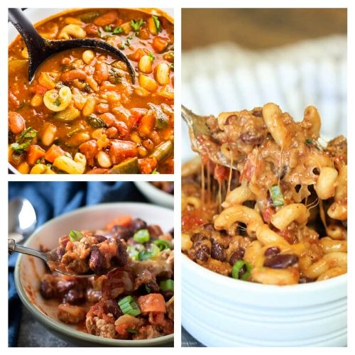 20 Delicious Winter Comfort Food Recipes- All of these delicious winter comfort food recipes are perfect for cold weather! They're warm, hearty, delicious, and sure to be a hit with your family! | cold weather food, hearty soups, stew recipes, casserole dinner ideas, #comfortFood #recipe #food #casserole #ACultivatedNest