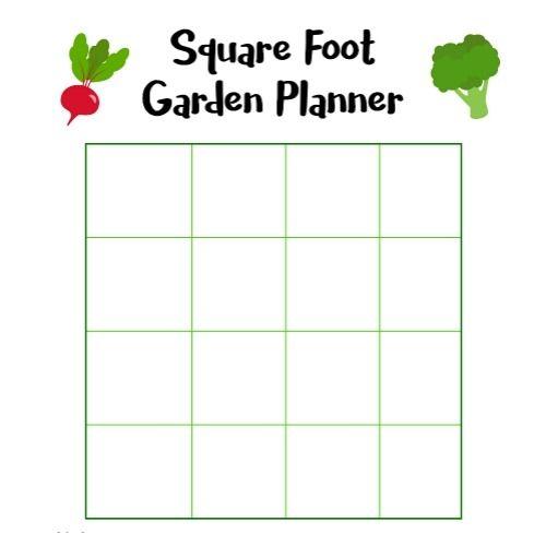 10 Free Garden Planner Printables