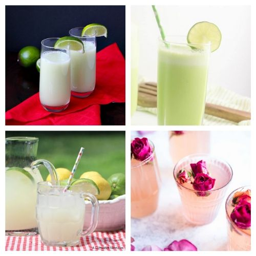 20 Refreshing Drinks for Summer- Sip on some of these best refreshing summer drink recipes at your next get-together! They are all so delicious, and easy to make, too! | #summerDrinks #drinkRecipes #kidFriendlyDrinks #recipes #ACultivatedNest
