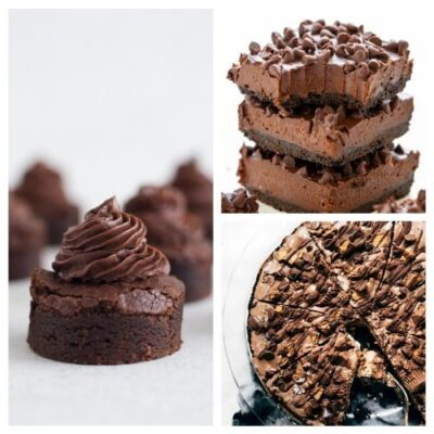 20 Incredibly Delicious Chocolate Desserts