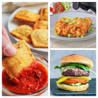 20 Easy Air Fryer Dinner Recipes