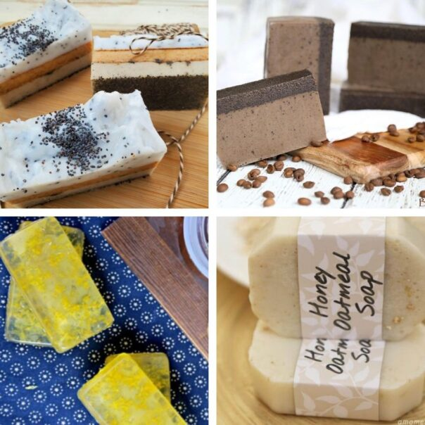 20 Heavenly Soaps You Can Make- If you want an all-natural homemade soap for your own use, or if you'd like to selling DIY soap, then you have to check out these handmade soap recipes! | #homemadeSoap #handmadeSoap #diySoap #soap #ACultivatedNest