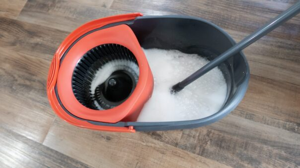 15 Homemade Floor Cleaning Products- Get your home's floors clean the frugal and all-natural way with these 15 DIY floor cleaners and DIY carpet cleaners! | #DIYCleaners #homemadeCleaningProducts #homemadeCleaners #cleaningTips #ACultivatedNest