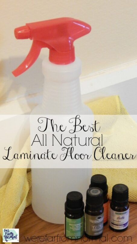 15 Homemade Floor Cleaners- Get your home's floors clean the frugal and all-natural way with these 15 DIY floor cleaners and DIY carpet cleaners! | #DIYCleaners #homemadeCleaningProducts #homemadeCleaners #cleaningTips #ACultivatedNest