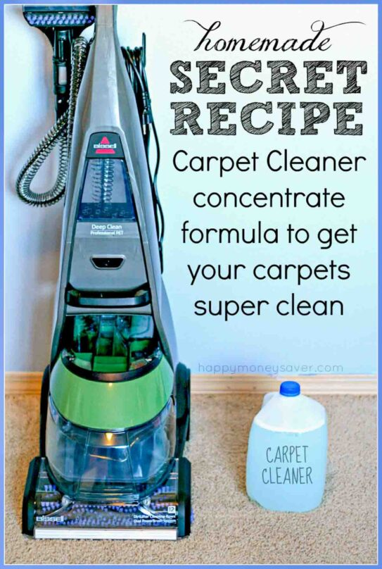15 Floor Cleaners You Can Make at Home- Get your home's floors clean the frugal and all-natural way with these 15 DIY floor cleaners and DIY carpet cleaners! | #DIYCleaners #homemadeCleaningProducts #homemadeCleaners #cleaningTips #ACultivatedNest