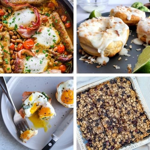 28 Delicious Homemade Breakfasts- If you want something tasty for your next lazy weekend morning, you have to try these delicious weekend breakfast recipes! | #breakfast #breakfastRecipes #brunch #brunchRecipes #ACultivatedNest