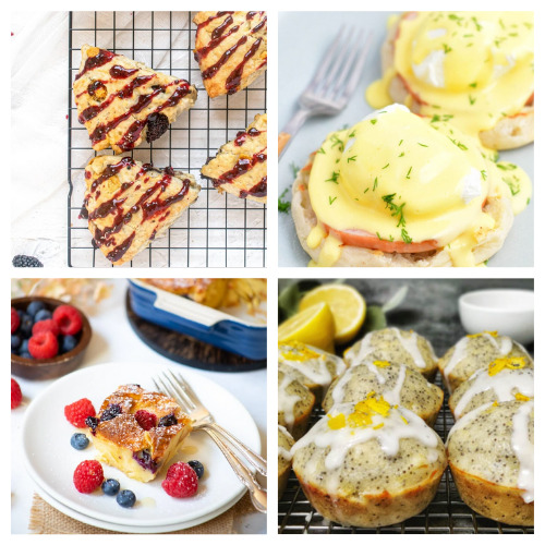 20 Delicious Recipes for Mother's Day Brunch- These 20 delicious Mother's Day brunch recipes are just what you need to make mom feel loved! They are so easy to make, too! | #mothersDay #brunch #breakfast #brunchRecipes #ACultivatedNest