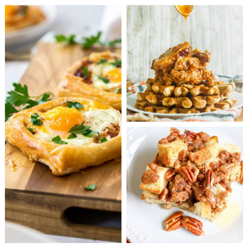 20 Delicious Mother's Day Brunch Recipes- These 20 delicious Mother's Day brunch recipes are just what you need to make mom feel loved! They are so easy to make, too! | #mothersDay #brunch #breakfast #brunchRecipes #ACultivatedNest