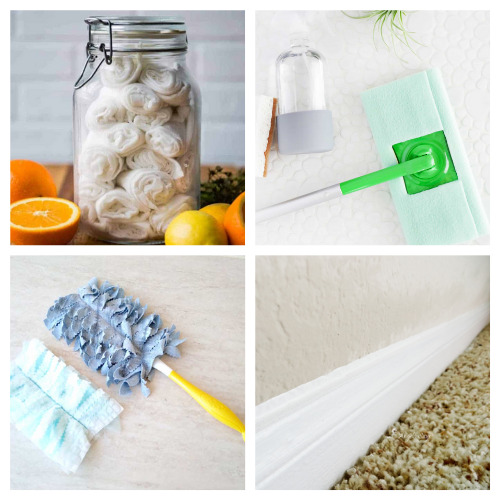 12 Clever Dusting Hacks- Get your house in the best shape ever with these 12 clever dusting hacks and tips! You will feel great about having a space free of dust! | #cleaningTips #dustingHacks #homeCleaning #cleaningHacks #ACultivatedNest