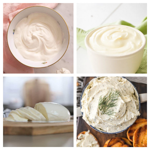 16 Delicious Dairy Products to Make from Scratch- If you want to save money and know what's in your food, then you'll love these homemade dairy products! They are simple, delicious, and frugal recipes that the whole family will enjoy! | homemade butter, #homemade #dairyProducts #recipes #homemadeCheese #ACultivatedNest