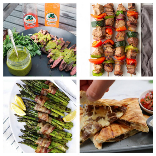 20 Delicious Summer Grilling Recipes- You will be drooling when you taste these 20 delicious grilling recipes! They are perfect for all your summer parties and get-togethers! | #grilling #grillRecipes #recipes #summerRecipes #ACultivatedNest