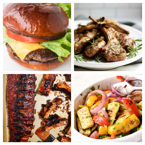 20 Delicious Grilling Recipes for Summer- You will be drooling when you taste these 20 delicious grilling recipes! They are perfect for all your summer parties and get-togethers! | #grilling #grillRecipes #recipes #summerRecipes #ACultivatedNest