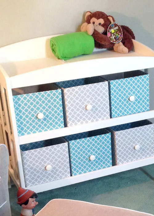 10 Clever Ways to Recycle Boxes for Storage- If you need to get your home organized, save money and check out these clever ways to upcycle boxes for storage!   #organizingTips #homeOrganization #diyOrganizers #diyOrganization #ACultivatedNest