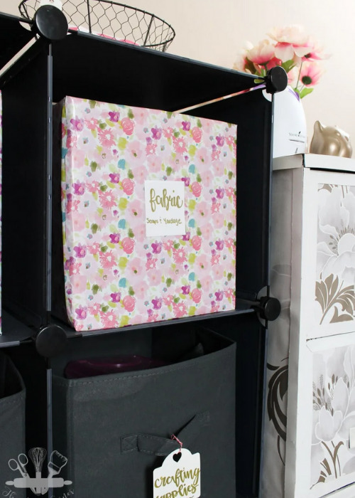 10 Clever Ways to Reuse Boxes for Storage- If you need to get your home organized, save money and check out these clever ways to upcycle boxes for storage!   #organizingTips #homeOrganization #diyOrganizers #diyOrganization #ACultivatedNest