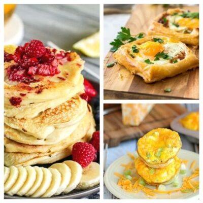 20 Comforting Homemade Breakfast Recipes