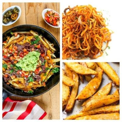 20 Delicious Homemade Fry Recipes