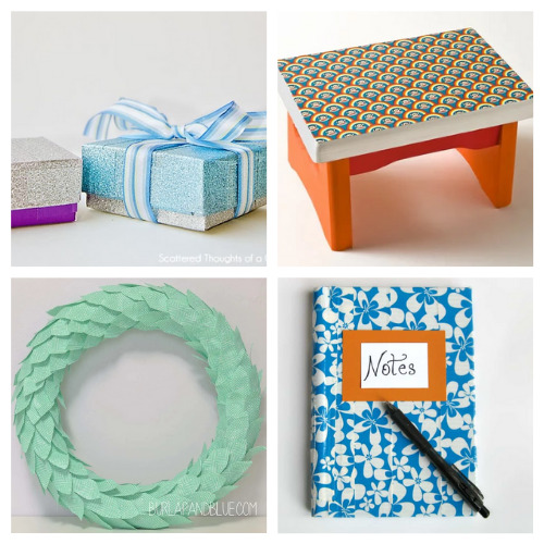 16 Creative DIY Duct Tape Projects- These 16 creative duct tape crafts are a blast to put together! They are great for kids and adults that want to get busy crafting. | #craft #crafting #ductTapeCrafts #craftsForTeenagers #ACultivatedNest
