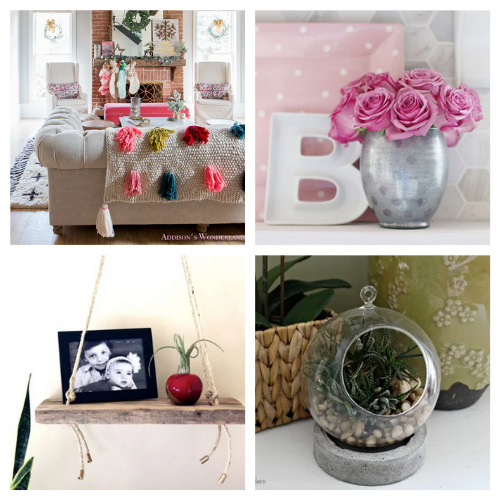 20 Charming Anthropologie Knockoff DIYs- These charming Anthropologie style DIY projects are all gorgeous! Enjoy great looking décor without breaking your budget! | #DIY #diyProjects #AnthropologieKnockoff #diyDecor #ACultivatedNest